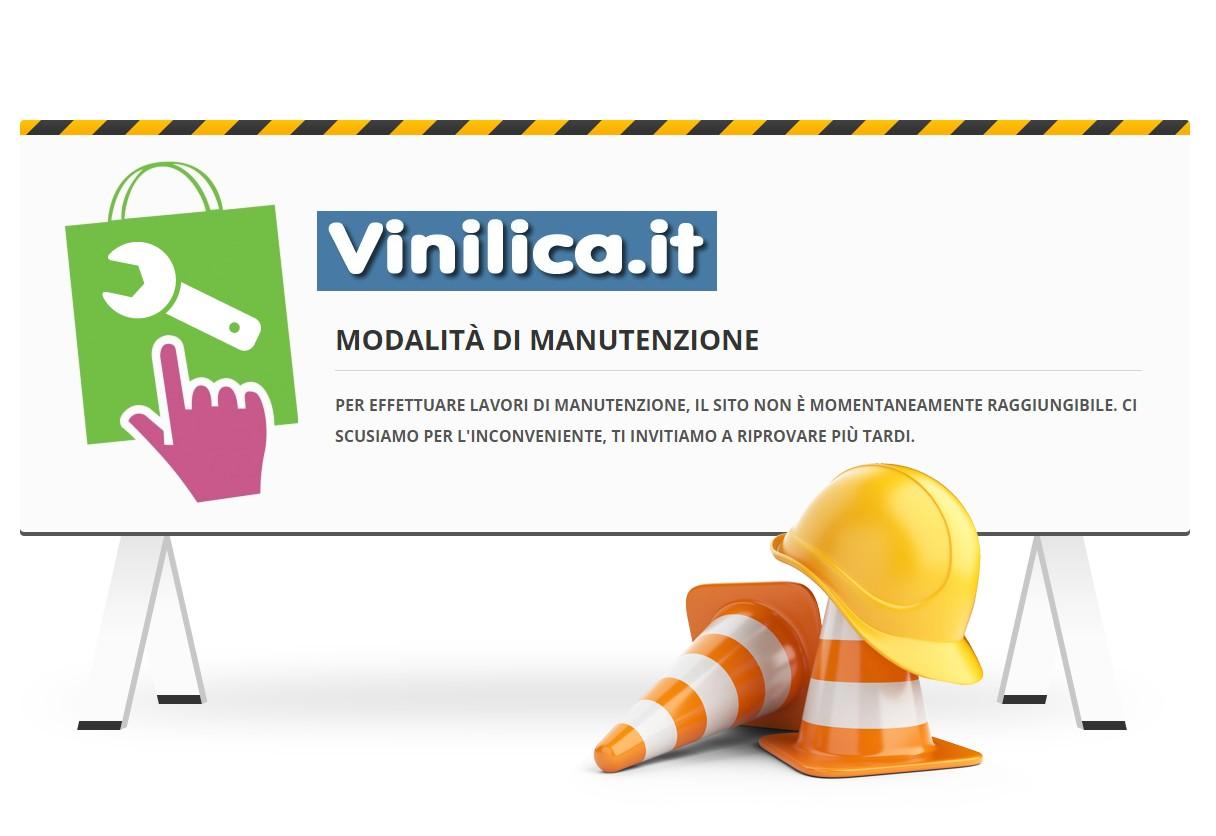 Vinilica_Manutenzione