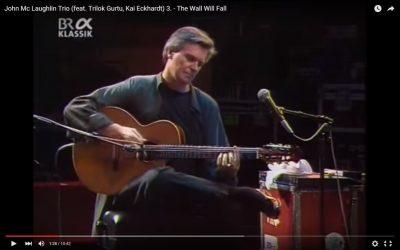 John McLaughlin - The Wall Will Fall