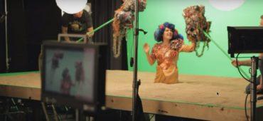 Björk – Mutual Core (Behind The Scenes)