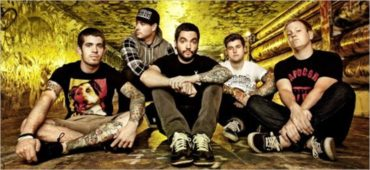 A Day To Remember – Bad Vibrations World Tour