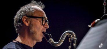 Concerto di Mirco Ghirardini per clarinetto contrabbasso (Aref in Musica)