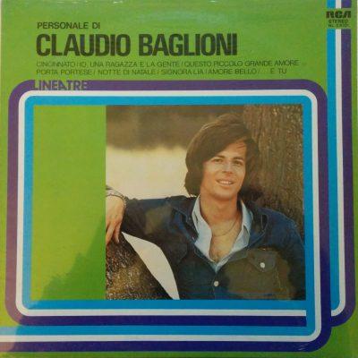 Claudio Baglioni - Personale di Claudio Baglioni