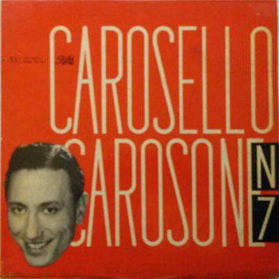 Renato Carosone - Carosello Carosone n.7 - Renato Carosone e il suo Sestetto