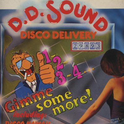 D.D. Sound - Disco Delivery