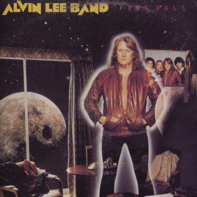 Alvin Lee - The Alvin Lee Band - Free Fall