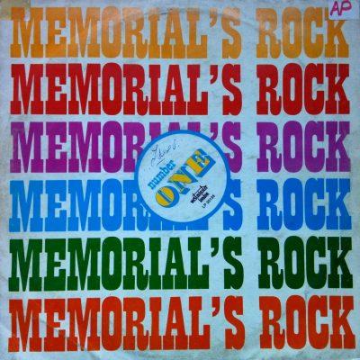 Memorial's Rock