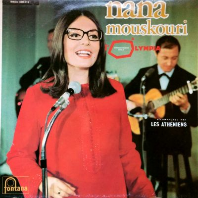 Nana Mouskouri - A L'Olympia