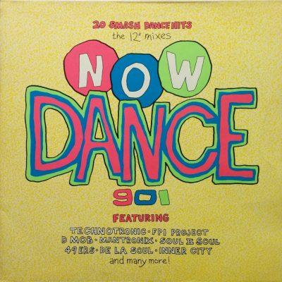 Now Dance 901 - 20 Smash Dance Hits