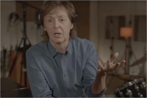 Paul McCartney - Queenie Eye (Behind The Scenes)
