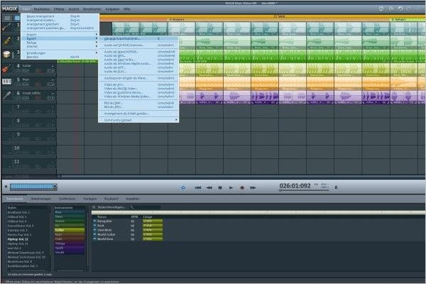 Magix Music Maker MX (Software)