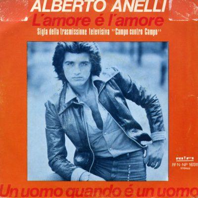 Alberto Anelli - L'amore è l'amore