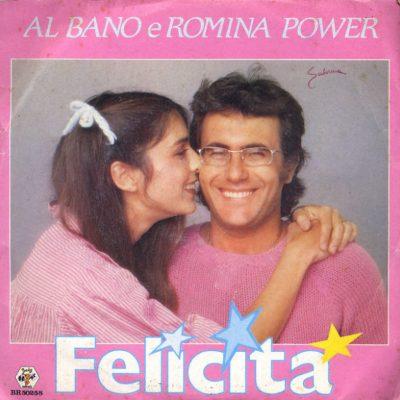 Al Bano e Romina Power - Felicità
