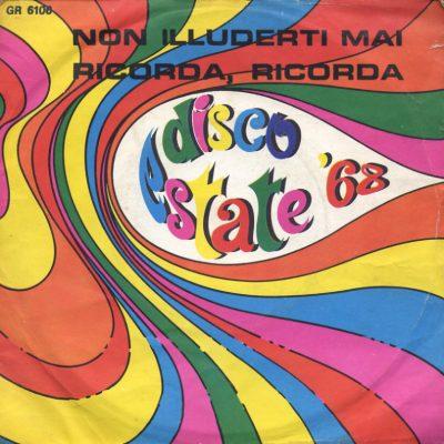 Orchestra Mario Battaini - Non illuderti mai