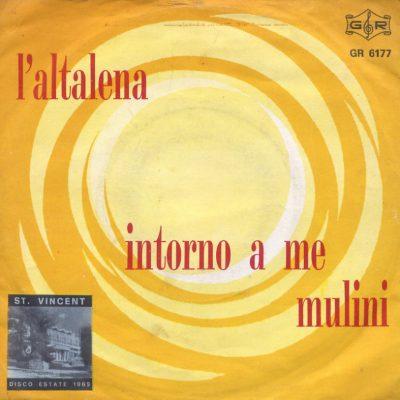 Orchestra Mario Battaini - L'altalena