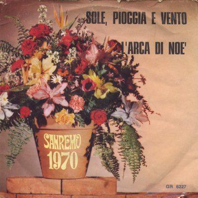 Orchestra Mario Battaini - Sole, pioggia e vento