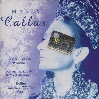 Maria Callas - Untitled