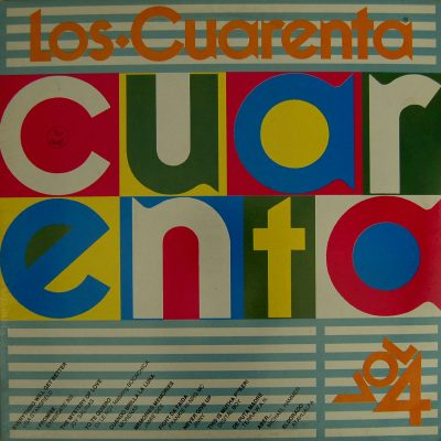 Los Cuarenta - Volume 4
