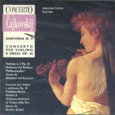 Peter Ilich Ciaikovski - Concerto