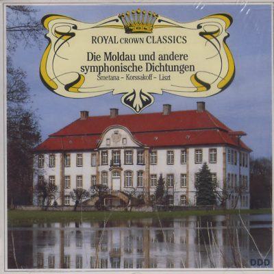 Smetana / Rimsky-Korssakoff / Glinka / Liszt - Die Moldau und andere symphonische Dichtungen