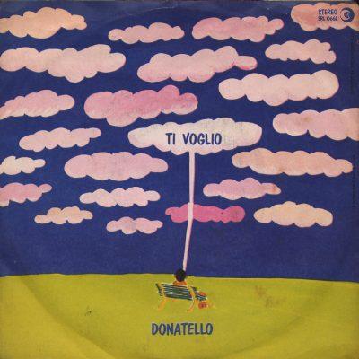 Donatello - Ti voglio