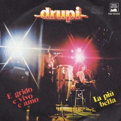 Drupi - E grido e vivo e amo