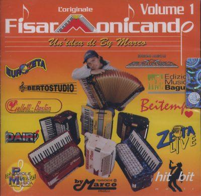 Fisarmonicando - Volume 1