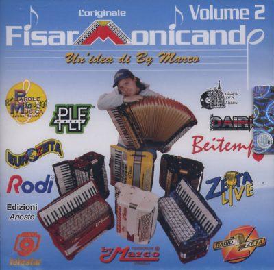 Fisarmonicando - Volume 2