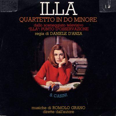 Romolo Grano - Illa - Quartetto in Do Minore