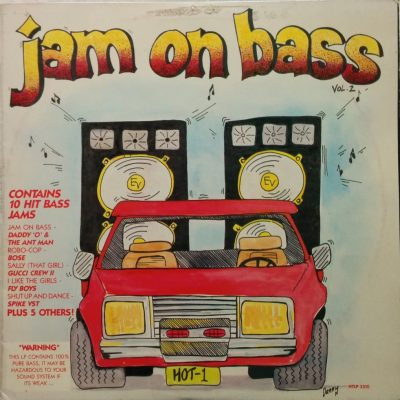 Jam on Bass - Vol. 2