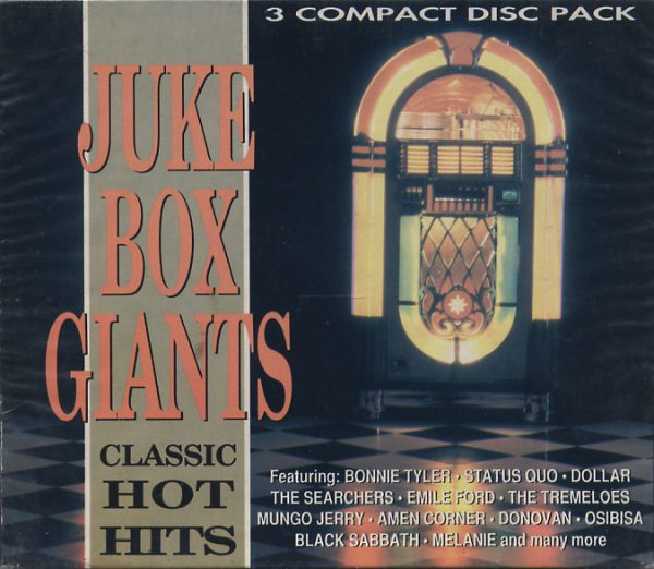 Juke Box Giants - Classic Hot Hits (The Fifties . The Sixties - The Seventies)