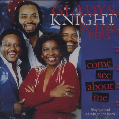 Gladys & The Pips Knight - Come See About Me