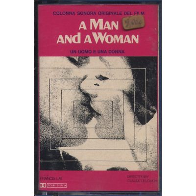 Francis Lai - A Man And A Woman - Original Motion Picture Soundtrack