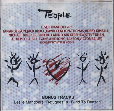 Leslie Mandoki - People