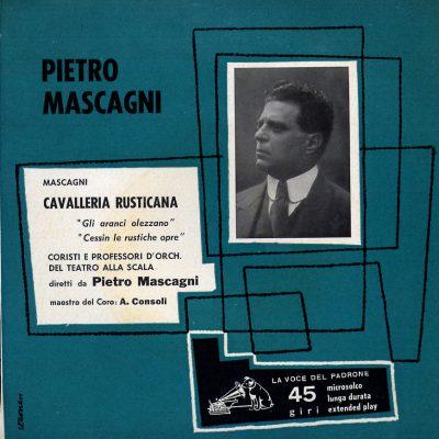 Pietro Mascagni - Cavalleria Rusticana: Gli aranci olezzano