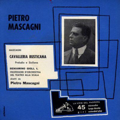 Pietro Mascagni - Cavalleria Rusticana: Preludio e Siciliana