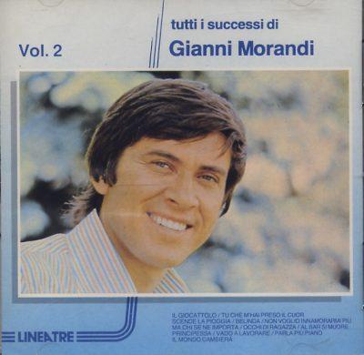 Gianni Morandi - Tutti i successi di Gianni Morandi - Vol.2