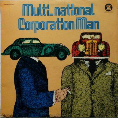 Multi-National Corporation Man