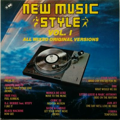 New Music Style Vol.1