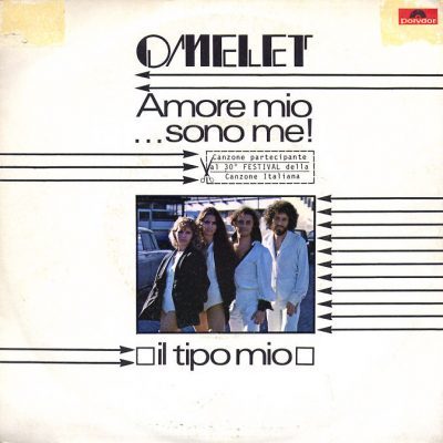 Omelet - Amore mio... sono me!