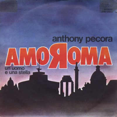 Anthony Pecora - AmoRoma