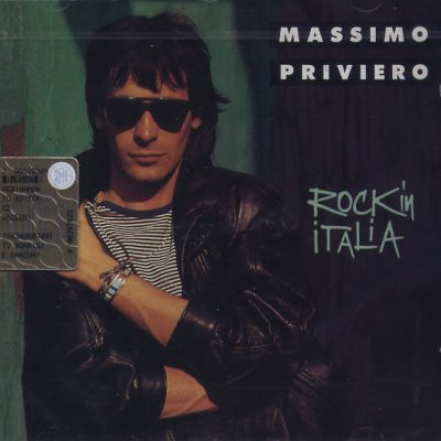 Massimo Priviero - Rock'in Italia
