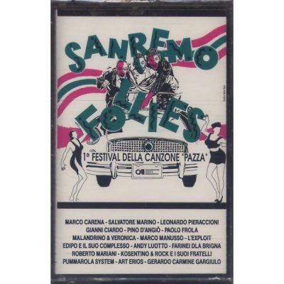 """Sanremo Follies - 1° Festival della Canzone """"Pazza"""""""