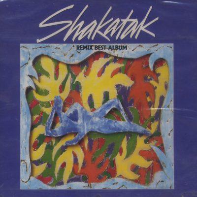 Shakatak - Remix Best Album
