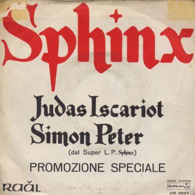 Sphinx - Judas Iscariot