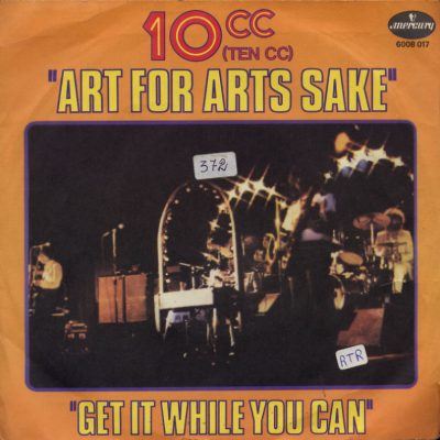 10 CC (Ten CC) - Art For Arts Sake