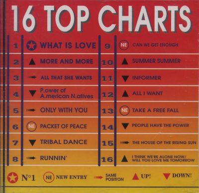 16 Top Charts