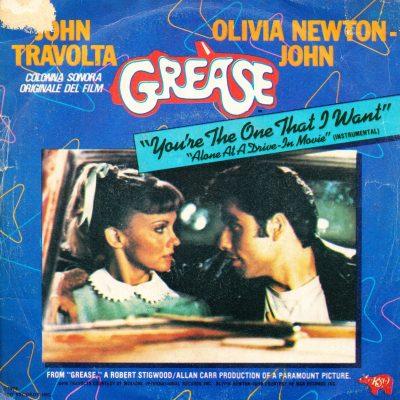 John Travolta & Olivia Newton-John - Grease