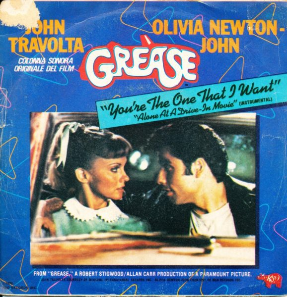 John Travolta & Olivia Newton-John - Grease