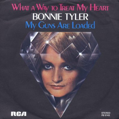 Bonnie Tyler - What a Way to Treat my Heart