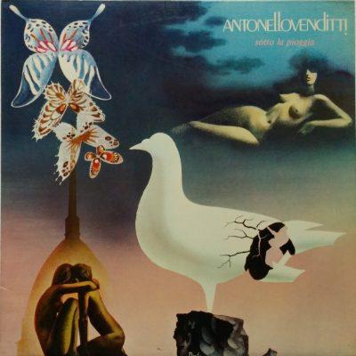 Antonello Venditti - Sotto la pioggia